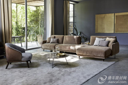 divano componibile elliot by ditre italia design