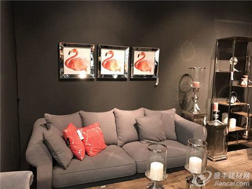 com (谈装饰陈设艺术品对室内设计的影响图1) 欧式古典风格室内软装式