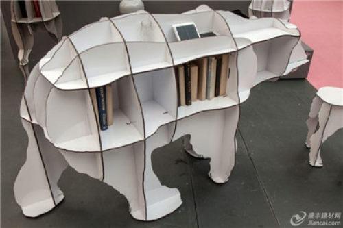 动物形状的家具