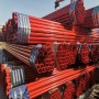 商洛承插式涂塑复合钢管实体厂