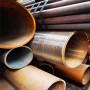 包頭大口徑鋼管 42CrMo厚壁無縫鋼管供應