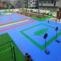新河縣SES河北拼裝式懸浮地板@高品質