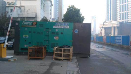 吳興100KW發電機出租放心