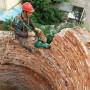 欢迎访问##昆明水泥烟囱拆除公司##保质保量