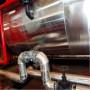 欽州承接管道做鋁皮保溫可定制