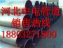 2220*14螺旋焊接钢管/工艺领先同行业/河北中电管道