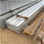 威海鍍鋅槽鋼√生產廠
