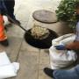中燕画家村别墅抽废水泥浆处理方法