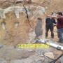 廣西梧州巖石分裂搶巖石劈裂機口碑好的