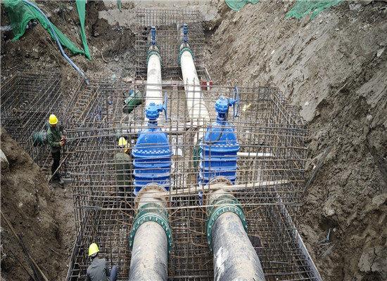 取水泵房沉管——誠信彼此
