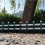 永州竹篱笆竹栅栏沁县竹栏杆竹片栅栏木护栏