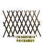 饶阳县竹篱笆仿真竹护栏合肥长丰竹子护栏竹篱笆护栏木护栏