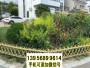 龍泉市竹籬笆pvc護欄四川宣漢竹圍欄竹籬笆柵欄木護欄