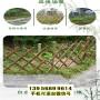 綦江竹籬笆不銹鋼仿竹護欄河池巴馬竹圍欄綠化護欄