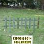 鹿城竹籬笆pvc護欄棗莊山亭竹圍欄伸縮碳化木護欄