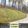 宜州竹籬笆竹護欄南平延平竹圍欄pvc草坪護欄木柵欄