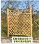 憑祥竹籬笆竹片圍欄無錫濱湖竹圍欄pvc綠化護欄木柵欄