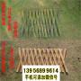 保亭竹篱笆竹栅栏梅州平远竹围栏pvc绿化护栏木栅栏