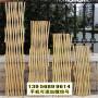 湖南省邵阳邵阳竹篱笆小区栅栏江门竹围栏pvc塑钢护栏