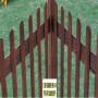 鐘樓竹籬笆竹子籬笆來賓武宣竹圍欄竹片圍欄