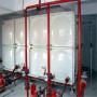 阿拉善盟玻璃钢组合拼装水箱厂家玻璃钢水箱定制价格
