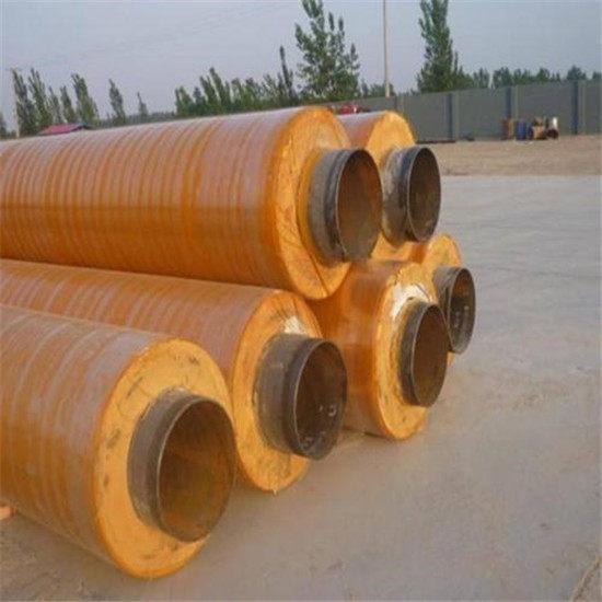 樂山沐川預制鋼套鋼蒸汽保溫管哪家的便宜