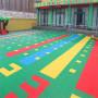 !浙江越城LCSES活动拼装悬浮式地板承德塑胶跑道