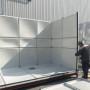 洛阳不锈钢水箱 玻璃钢水箱##昱腾水箱公司