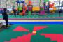 行業,馬灣鎮操場懸浮式拼裝地板@各類球場工程項目