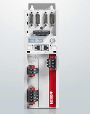 特性  集成编码器接口和旋转变压器接口,可连接高精度单圈或多圈