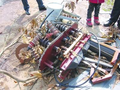 义乌高价变压1140v三相变压器器回收行情批示