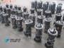 自貢自泵水泵廠ZWQ型無堵塞鑄鐵潛水泵排污泵可帶耦合