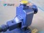 自貢自泵ZZX及ZZW無堵塞臥式自吸泵鑄鐵電動排污泵