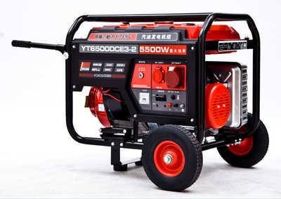 5千瓦三相电发电机多少钱