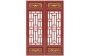 江西省现代仿古门窗图片大全-《木结构配套》