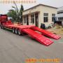 二軸拖板平板車標準尺寸多少m