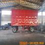 3米2米寬平板拖車價格-平板拖車廠家報價真實報價