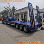 咸宁市出口挖掘机拖板车价格是多少钱