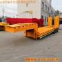 南京市13米挖掘機拖板車出口價格