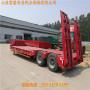 贺州市11.8米挖掘机拖板车多少钱价格