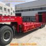 上海9米11米13米挖掘機拖板車載重量
