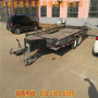 海南州拖拉機平板拖車廠家價格