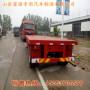 宜春市今年拖掛車底盤全掛車底盤廠家出口報價_生產廠家