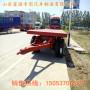 莆田市全掛式牽引平板運輸車價格-出口車型