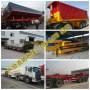 湛江市拖拉机挖机平板拖车价格宽几米