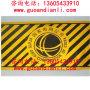 舞钢市电线杆防撞反光警示贴使用