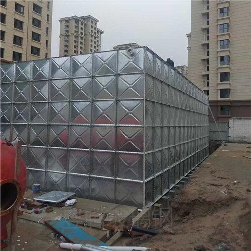 杭州玻璃鋼模壓水箱報價 水箱玻璃鋼報價