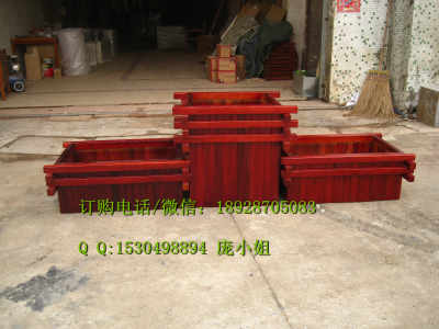 花箱 不锈钢包边花箱广州番禺厂家订制