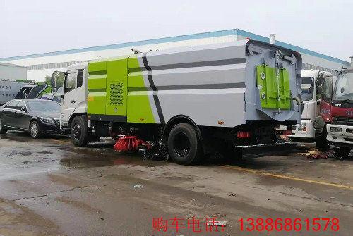 蕪湖蕪湖10方吸塵洗掃車售后服務站