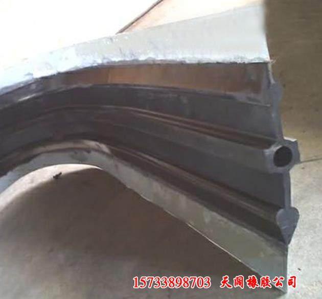 周口&350-8鋼邊橡膠止水帶-內置式橡膠止水帶+支持定制